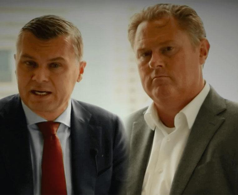 Remco Misset & Dirk Jan van Wilsum - Steens & Partners